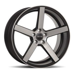 Cruise Concave Black matt polish