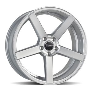 Cruise Concave Silver