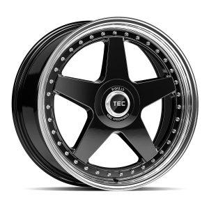 GT EVO-R Black polish