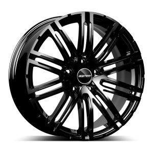 Targa Black glossy