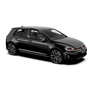 VW Golf with Matisse Black polish