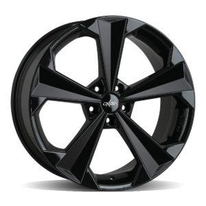 OX22 - Black glossy
